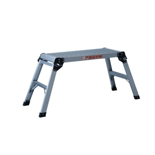 Scara aluminiu tip platforma 76 x 30 cm 150 kg