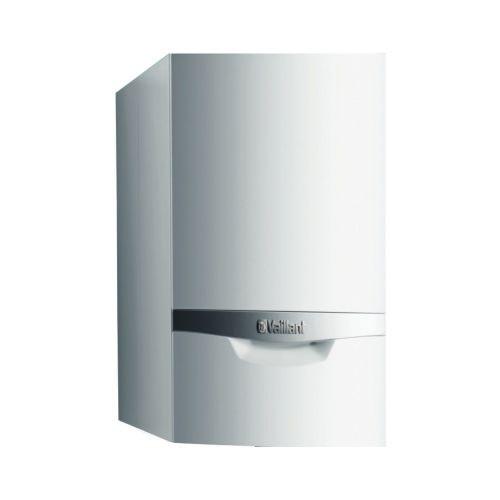 Centrala termica pe gaz in condensare Vaillant Ecotec Plus 35 kW cu kit evacuare