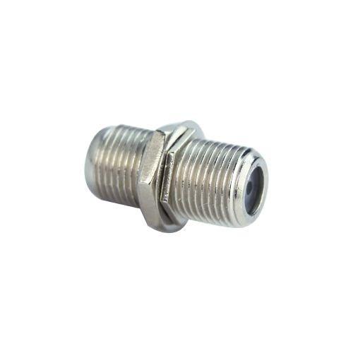 Adaptor cablu coaxial, tip F (mama/mama)