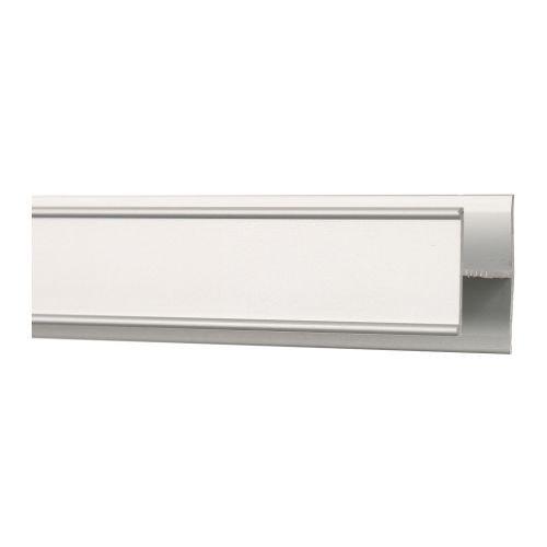 Alfa 1800 mm profil h de conectare argintiu