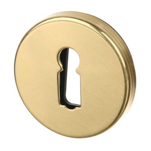 Rozeta cheie alama auriu lucios S4