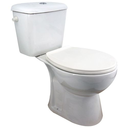 Set wc stativ cu rezervor ceramic Nerea vertical