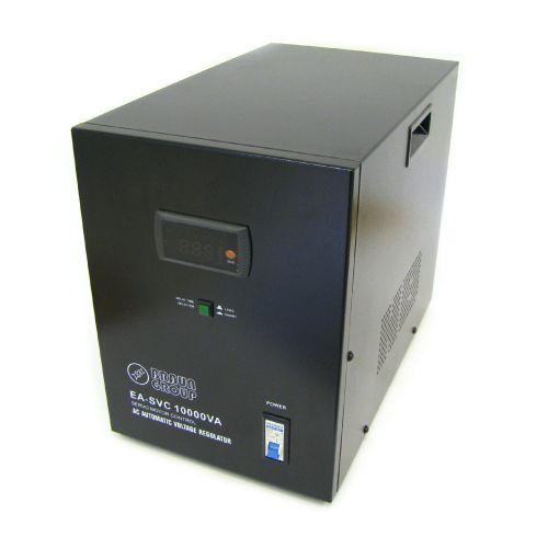 Stabilizator servomotor SVC 10 KVA/5 KW Braun