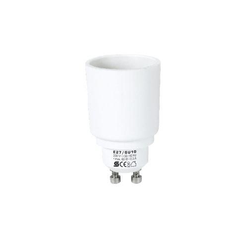 Adaptor soclu bec E27/ GU10