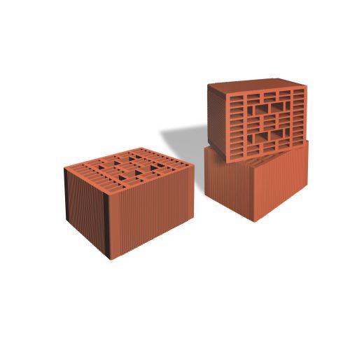 Durotherm Bloc ceramic 290 x 240 x 238 mm E
