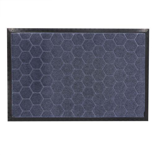 Covoras intrare 40 x 60 cm Honeycomb gri