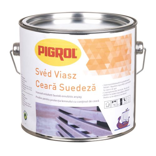 Ceara Pigroll Swedishwax 4504 Pin, 2.5 L
