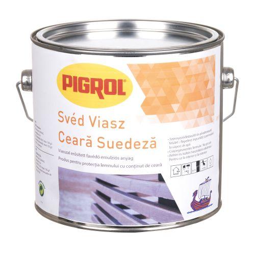 Ceara Pigroll Swedish 4501 Alb, 2.5 L
