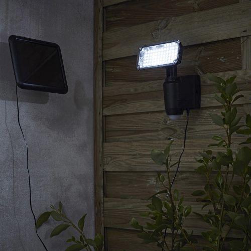 Proiector LED de exterior cu senzor, 530 lm, IP 44, Kolding