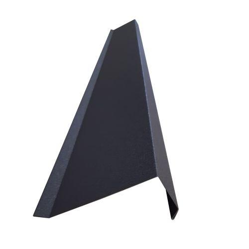 Cornier margine H12 gri mat 2 m 0.40 mm