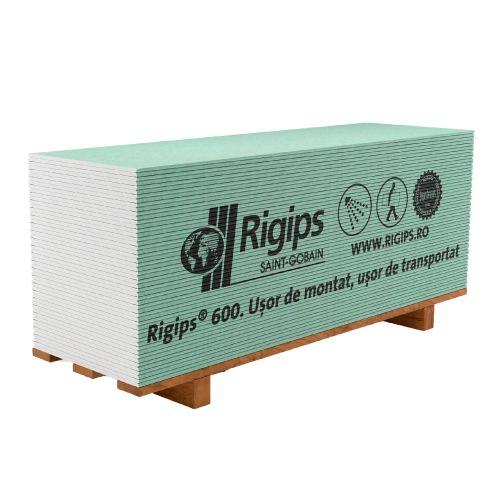 Rigips RBI Gipscarton 12,5 X 600 X 2000 mm