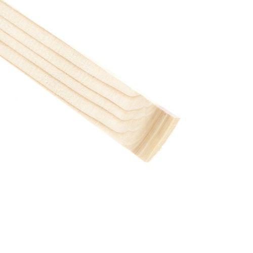 Profil drept lemn 2000 x 5 x 15 mm