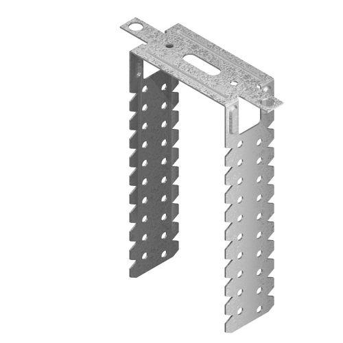 Nida Metal Brida Multipla 12Cm