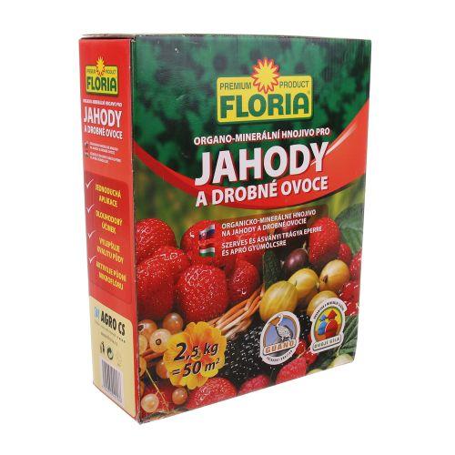 Ingrasamant mineral capsuni Floria 2.5 kg