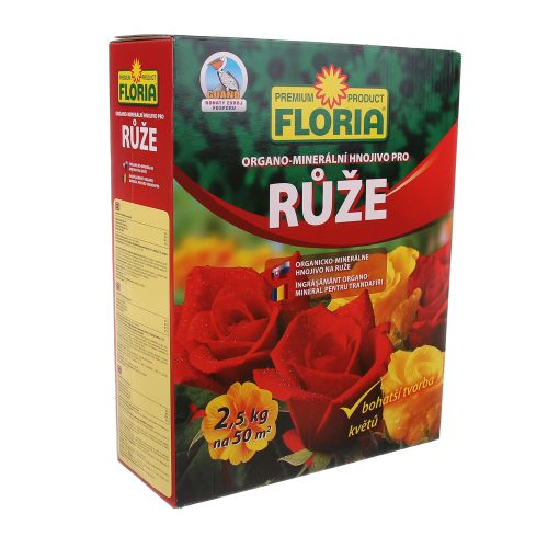 Ingrasamant mineral trandafiri Floria 2.5 kg
