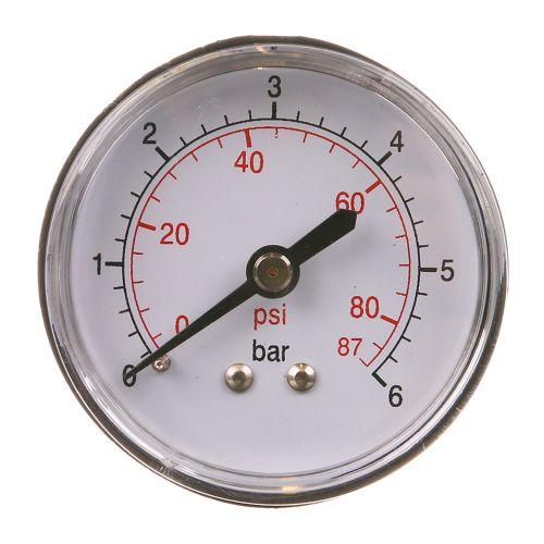 Manometru 6 bar axial Ensyco