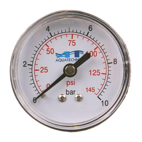 Manometru 10 bar axial Ensyco